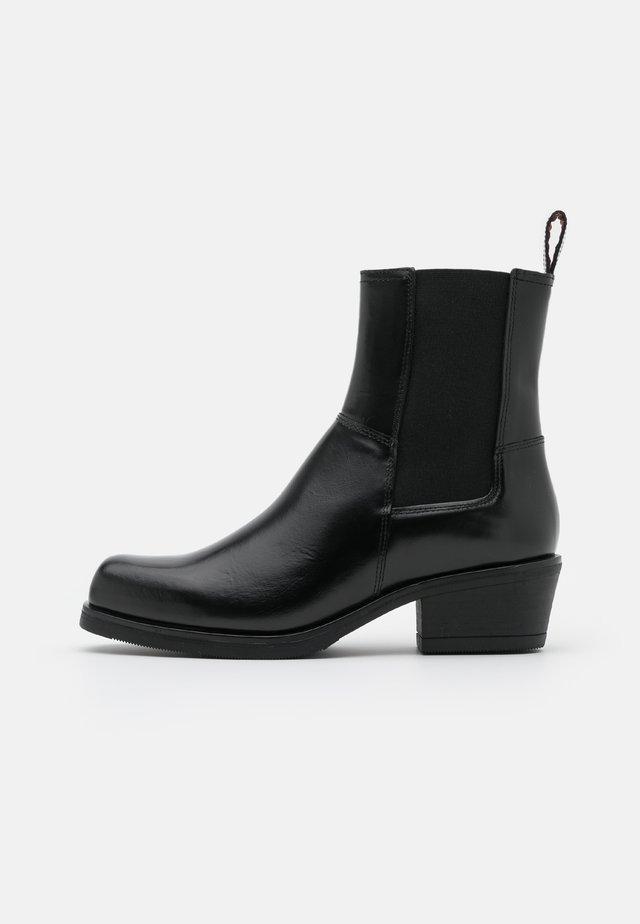 SHEILA - Korte laarzen - black