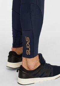 Skins - Leggings - navy blue - 3