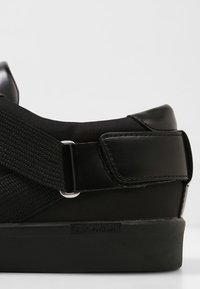 Calvin Klein - ITALO 2 - Baskets basses - black - 5