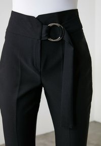 Trendyol - Trousers - black - 3