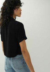 Pimkie - Button-down blouse - schwarz - 1