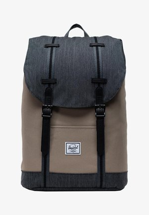 RETREAT MID VOLUME - Rucksack - beige