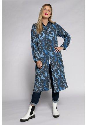 Overhemdblouse - bleu marine