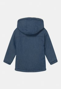 Cotton On - COOPER HOODED - Light jacket - blue denim - 1