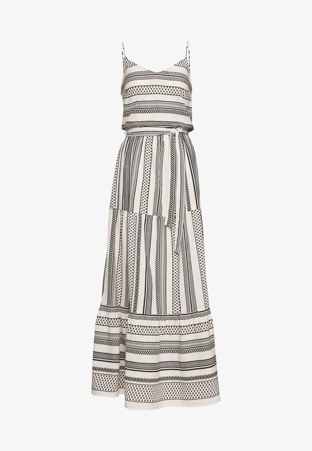 VMDICTHE SINGLET ANCLE DRESS - Vestido informal - birch/black