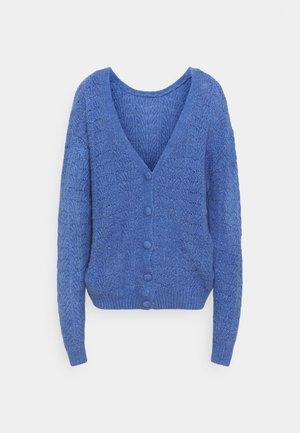 MREVIVAL - Cardigan - bleuet
