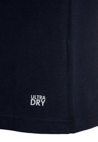 Lacoste Sport - LOGO UNISEX - Jednoduché triko - navy blue - 3