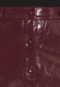 Glamorous - SKIRT - A-line skirt - burgundy - 5