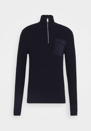 JPRBLAJASPERHALF ZIP - Jumper - maritime blue