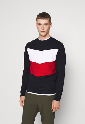 COLOURBLOCK - Sweatshirt - blue