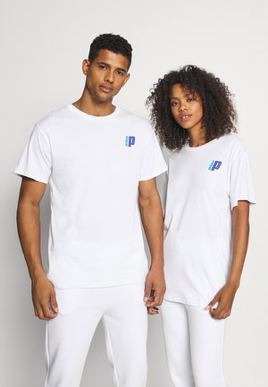 SMALL TEE UNISEX - Majica kratkih rukava s printom - white