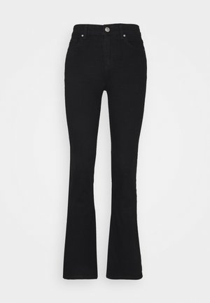 EVA - Jeans bootcut - black