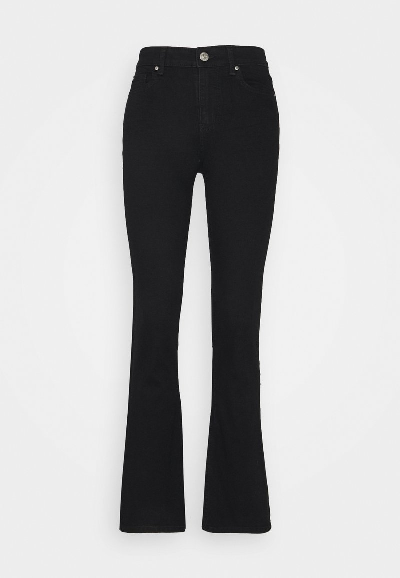 Marks & Spencer London - EVA - Jeans bootcut - black