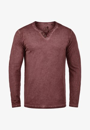 TINOX - Long sleeved top - wine red