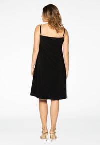 Yoek - Day dress - black - 2