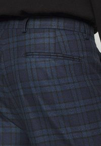 Shelby & Sons - MAYS TROUSER - Trousers - navy - 3