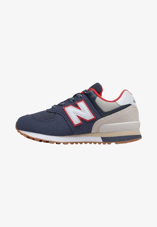 PC574ATP - Sneakers laag - navy/grey