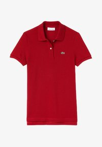 Lacoste - PF7839 - Poloshirt - red - 2