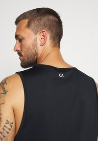 Calvin Klein Performance - TANK - Top - black - 5