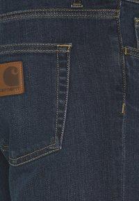 Carhartt WIP - REBEL PANT SPICER - Slim fit jeans - blue - 2