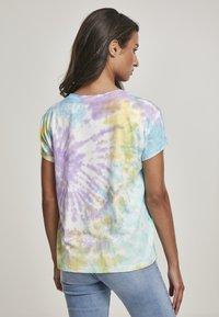 Urban Classics - Print T-shirt - pastel - 2
