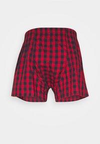 Ceceba - X-MAS SET - Pyžamo - red medium checks - 4