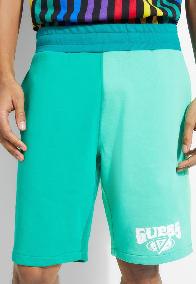 Pantaloncini sportivi - grün