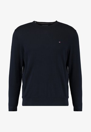 C-NECK - Pullover - sky captain