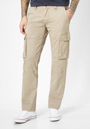 MURDOCK - Cargo trousers - camel