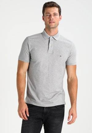 PERFORMANCE SLIM FIT - Polo shirt - cloud heather