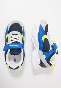 Champion - LEGACY LOW CUT SHOE PHILLY  - Sports shoes - navy - 0