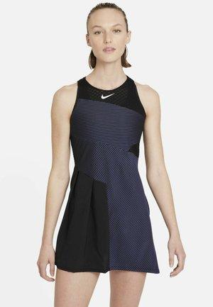 TENNIS - Sukienka sportowa - black/white