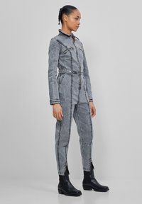 Bershka - Jumpsuit - dark grey - 1