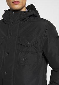 Schott - HARRISS - Winter coat - black - 3