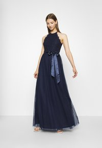 Nly by Nelly - ADORABLE GOWN - Robe de cocktail - navy - 1