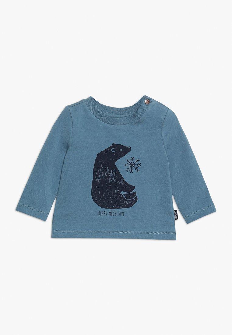 Noppies - TEE REGULAR BURBANK BABY - Långärmad tröja - bluestone