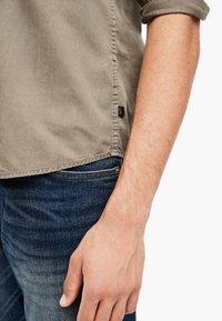 Q/S designed by - Shirt - light brown - 4