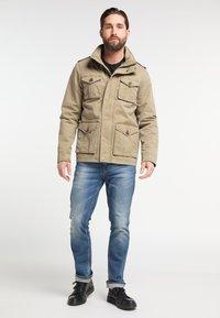 DreiMaster - Summer jacket - brown - 1