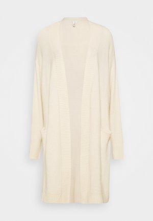 COZY CARDIGAN - Vest - beige