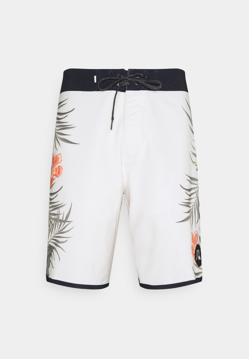 Quiksilver - Swimming shorts - snow white