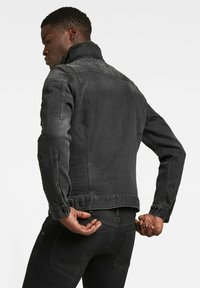 G-Star - CITISHIELD SLIM JACKET - Spijkerjas - faded charcoal wp - 1