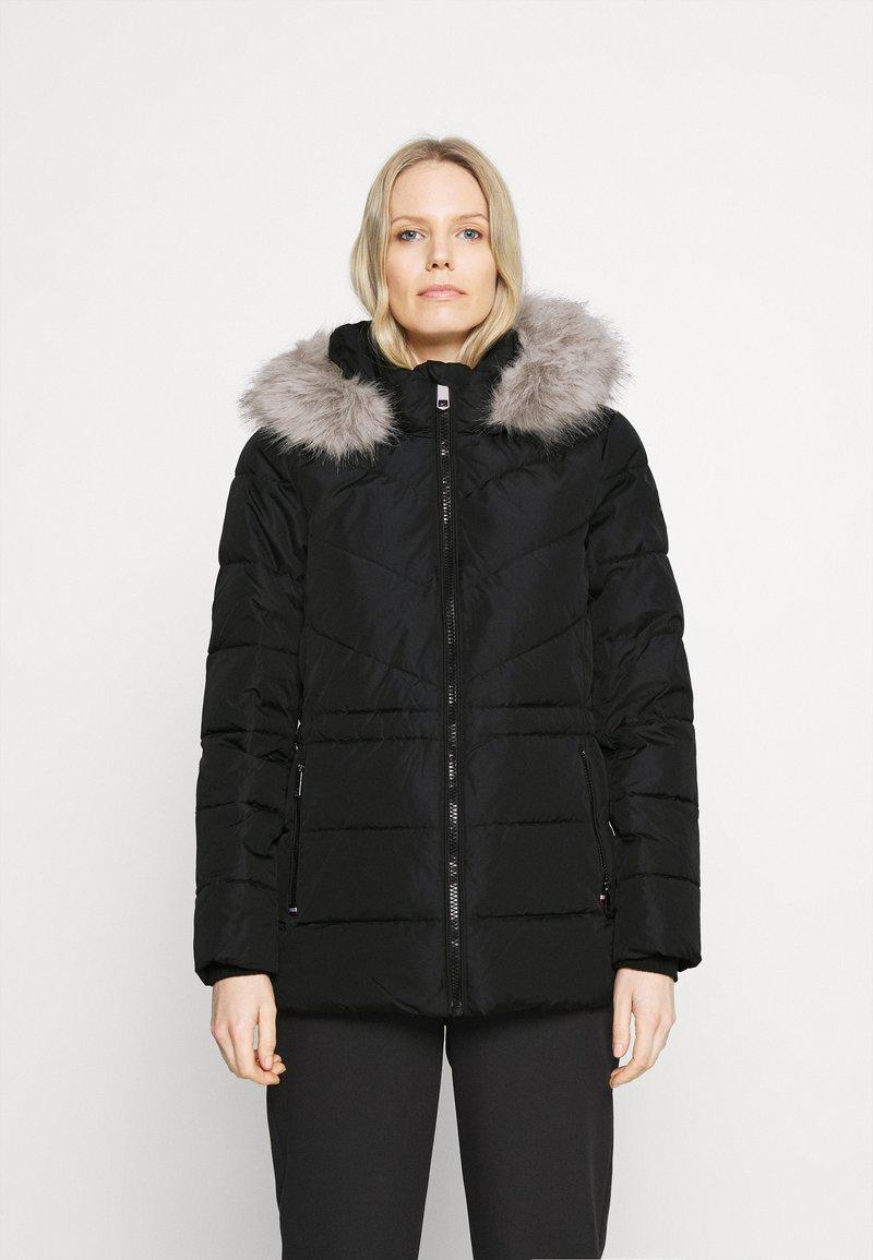 Tommy Hilfiger - PADDED - Winter jacket - black