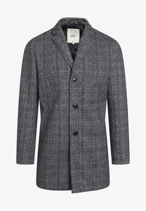 HERMAN COAT - Cappotto corto - wales check
