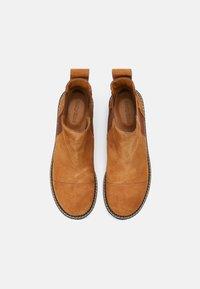 See by Chloé - MALLORY BOOTIE - Kotníkové boty - tan - 8