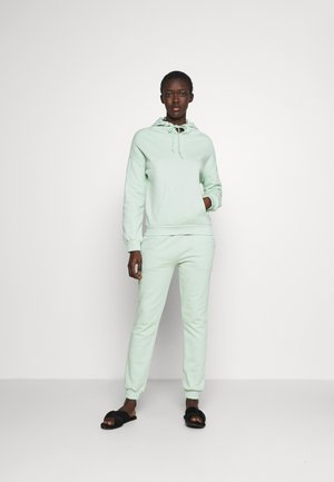 Hooded lounge set - Pyjama set - mint