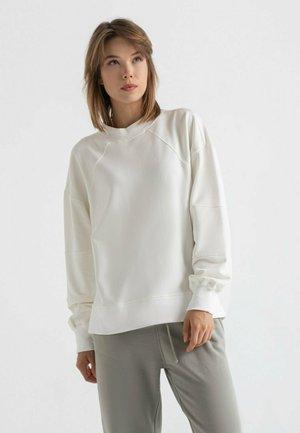 BAMBOO - Bluza - white