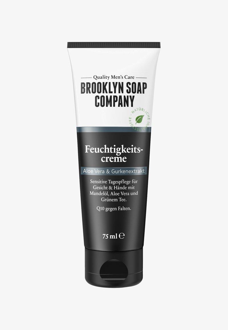 Brooklyn Soap - FEUCHTIGKEITSCREME - Moisturiser - -