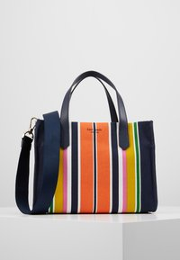 kate spade new york - KITT MEDIUM SATCHEL - Handtasche - parisian navy/ multi - 0