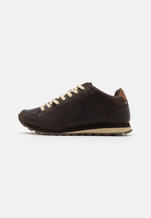 VENTURE BASE - Sneakers laag - coffee bean