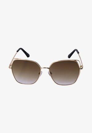 GROSSE - Sunglasses - goldfarben